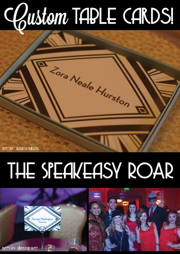 Speakeasy ROAR